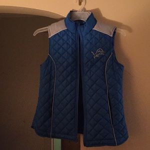 Jackets & Blazers - NFL Lions Vest